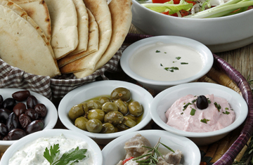 What to eat in Cyprus