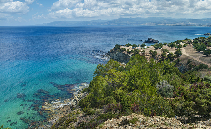 http://www.dreamstime.com/royalty-free-stock-photography-aerial-view-trees-sea-sunny-day-akamas-peninsula-cyprus-image43879947