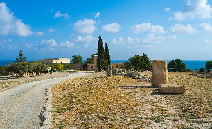 The Temple of Aphrodite Museum