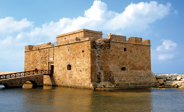 Paphos Medieval Castle For weddings