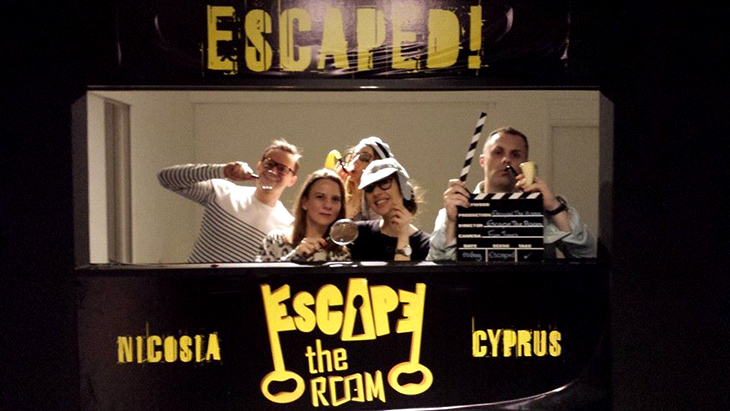 Escape Room Cyprus