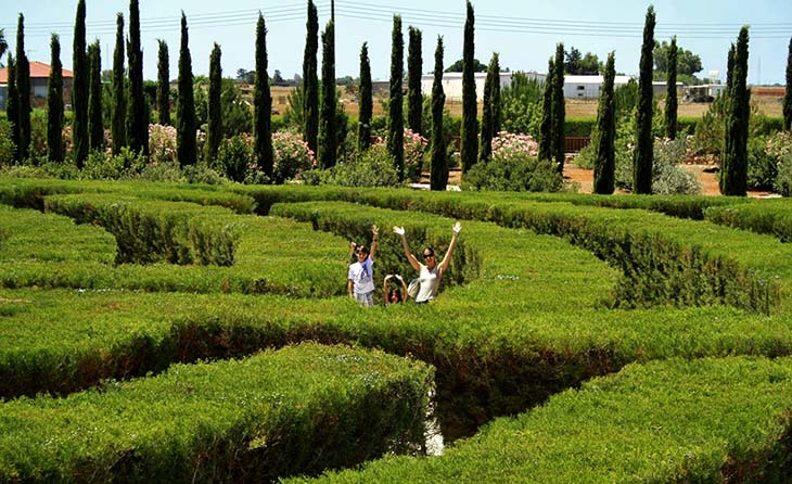 5 Lovely Gardens in Cyprus to Spend a Day Relaxing In   My Cyprus ...