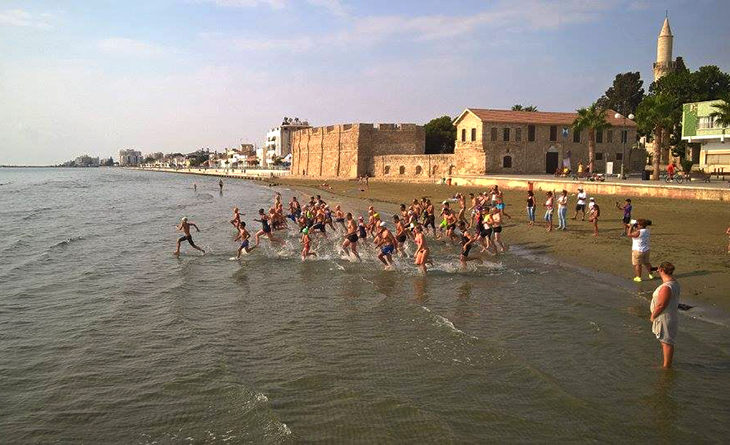 Larnaca triathlona