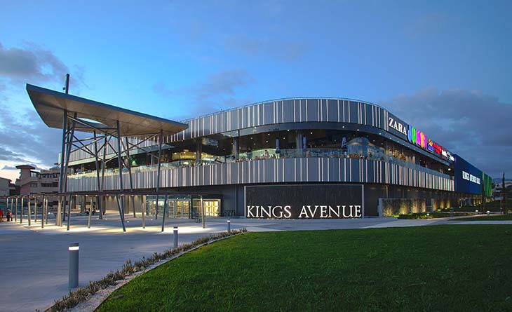 Kings Avenue Mall Paphos 2