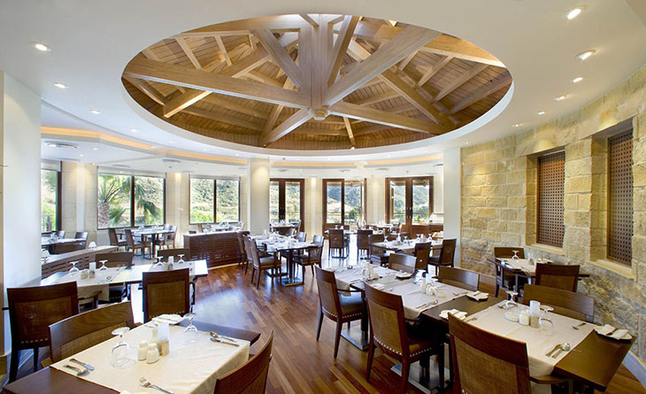 Venus Rock_Clubhouse Restaurant