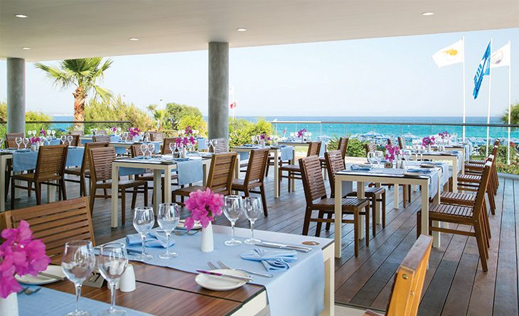Koralli Seafood Restaurant A New Gastronomic Treat In Ayia