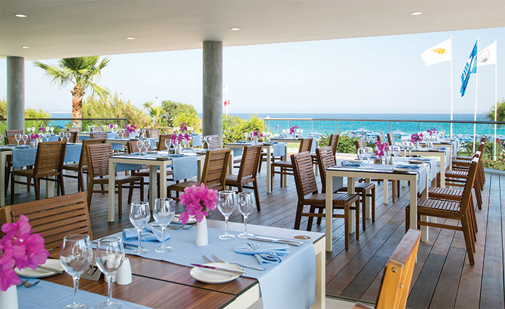 Koralli seafood restaurant a new gastronomic treat in for A new napa cuisine