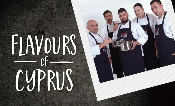 flavuors of cyprus