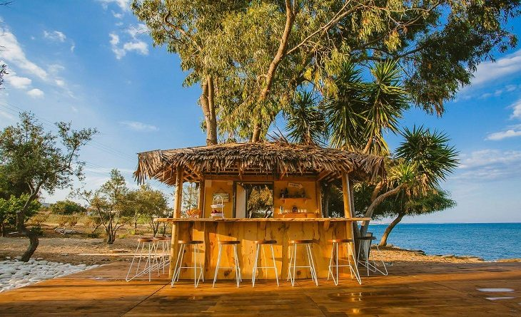 Peaceful Beach Bars Away From The Summer Crowds My Cyprus Insider